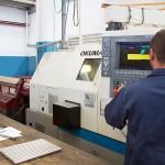 Centro di tornitura CNC