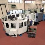 Centro di lavoro fresatura CNC multi-pallet
